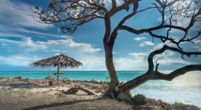 Praia de Lemo Lemo, Bulukumba, Indonésia Imagens de Stock