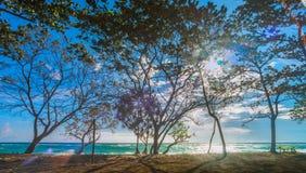 Praia de Lemo Lemo na tarde Foto de Stock Royalty Free