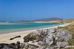 Praia de Luskentyre Imagem de Stock Royalty Free