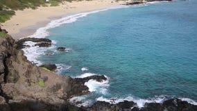 Praia de Makapuu, Oahu vídeos de arquivo