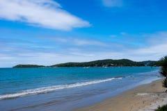 Praia de Manguinhos, Buzios - Rio de Janeiro, Brasilien Lizenzfreies Stockfoto