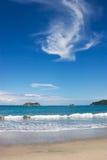 Praia de Manuel Antonio imagens de stock royalty free