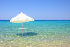 Praia de Marmaras fotos de stock royalty free