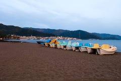 Praia de Marmaris Imagens de Stock Royalty Free