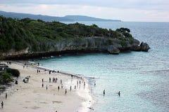 Praia de Marumasa Fotos de Stock Royalty Free