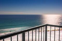 Praia de Miramar Fotos de Stock Royalty Free