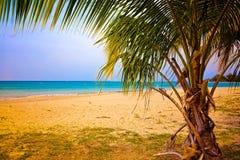 Praia de Monserrate do la de Balneario ao longo de Porto Rico imagem de stock