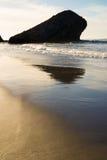 Praia de Monsul Imagens de Stock Royalty Free