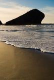Praia de Monsul Fotografia de Stock