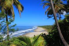 Praia de Montelimar imagens de stock royalty free