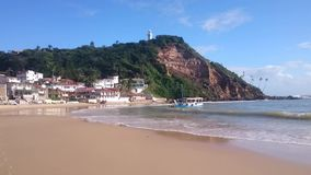 Praia de Morro de Sao Paulo vídeos de arquivo