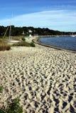 Praia de Nantucket Foto de Stock Royalty Free