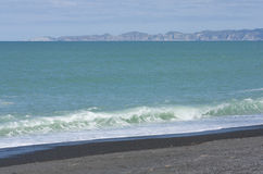 Praia de Napier Fotos de Stock Royalty Free