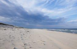 Praia de Nauset Imagem de Stock Royalty Free