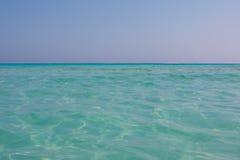 Praia de Nissi Fotografia de Stock