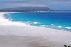 Praia de Noordhoek Foto de Stock