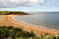 Praia de Nova Escócia Imagem de Stock Royalty Free