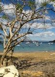 Praia de Ocotal em Guanacaste - Costa Rica foto de stock royalty free