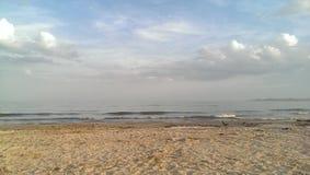 Praia de Odessa Imagens de Stock