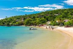 Praia de Ossos em Buzios, Rio de janeiro Foto de Stock