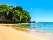 Praia de Padang, Bali fotos de stock royalty free