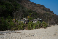 Praia de Pandawa Foto de Stock Royalty Free