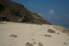 Praia de Pandawa Imagens de Stock Royalty Free