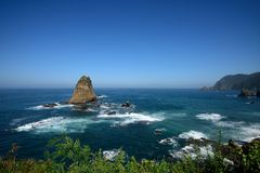 Praia de Papuma, Indonésia Foto de Stock