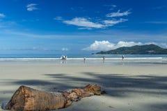 Praia de Patong Imagens de Stock
