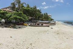 Praia de pedra da cidade, Zanzibar Fotos de Stock