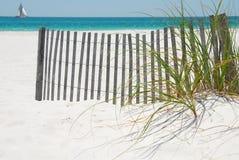 Praia de Pensacola Imagens de Stock Royalty Free