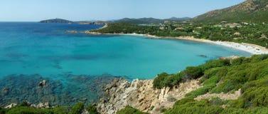 Praia de Perdalonga Imagem de Stock Royalty Free