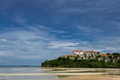 Praia de Phuket, Tailândia § imagens de stock royalty free