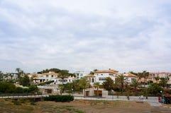 Praia de Playa Flamenca foto de stock royalty free