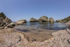 Praia de Porto Zorro Fotos de Stock
