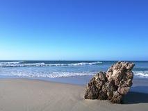 Praia de Ras Madrakah, Omã Foto de Stock