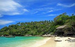 Praia de Raya Foto de Stock Royalty Free