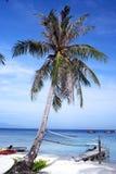 Praia de Redang Lang Tengah Foto de Stock Royalty Free