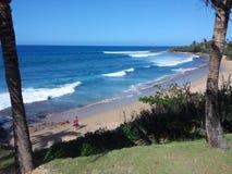Praia de Rincon Imagens de Stock Royalty Free