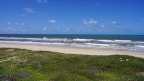 Praia de Sabiaguaba Fotografia de Stock