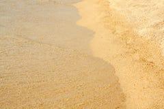 Praia de Sandy Imagem de Stock