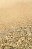 Praia de Sandy 2 Imagens de Stock Royalty Free