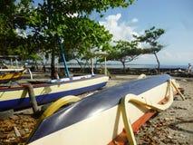 Praia de Sanur Fotografia de Stock