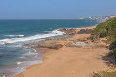 Praia de Seffield Imagens de Stock Royalty Free