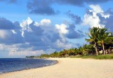 Praia de Smathers foto de stock royalty free