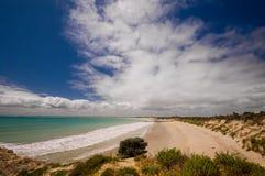 Praia de Southend Imagens de Stock Royalty Free