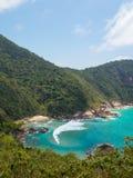 Praia de Sumaca foto de stock royalty free