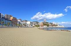 Praia de Sun, Atami em Japão imagem de stock royalty free