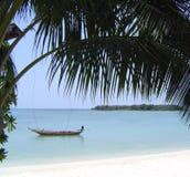 Praia de Tailândia Imagens de Stock