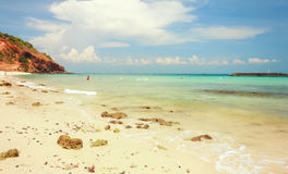 Praia de Tailândia Imagem de Stock Royalty Free